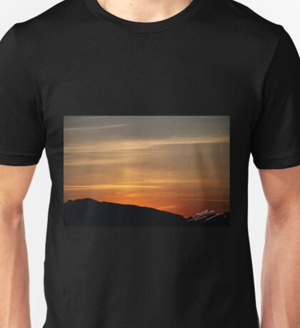 Mediterranean Sunset 2 Unisex T-Shirt