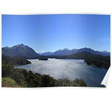 Lake View Poster