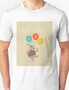 Balloon ABC T-Shirt