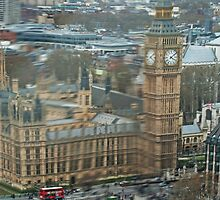 Big Ben by KCiPhoto