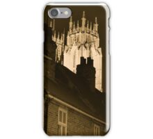 minster towers iPhone Case/Skin