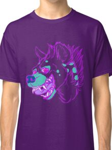 Grape Hyena Classic T-Shirt