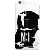 Mission: Impossible iPhone Case/Skin