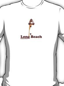 Long Beach - Connecticut. T-Shirt
