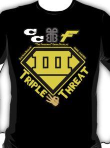 ECW Triple Threatt V2 T-Shirt