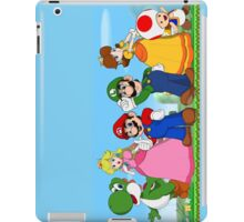 Super Mario Bros iPad Case/Skin