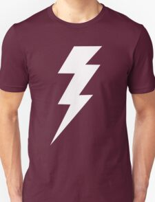 Lightening bolt geek funny nerd T-Shirt