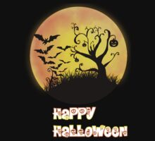 Halloween Moon by Elizabeth Escalera