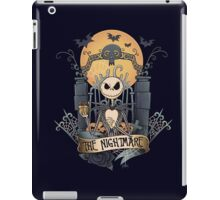 The Nightmare iPad Case/Skin