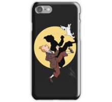 The Adventures of Tintin iPhone Case/Skin