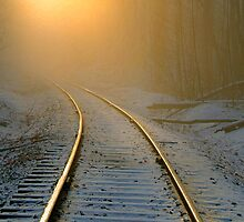 TRACKS TO NOWHERE  by MIKESANDY