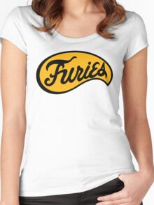 The Baseball Furies Women's Fitted Scoop T-Shirt