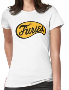 The Baseball Furies Womens Fitted T-Shirt