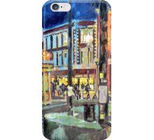 Harvard Square iPhone Case/Skin