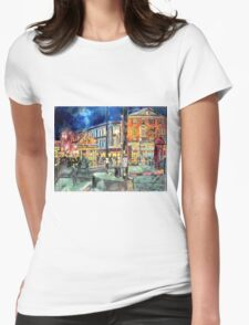 Harvard Square Womens Fitted T-Shirt