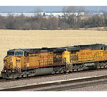 Train Photographic Print