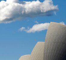 Sydney Opera House Abstract Composition 4 by luvdusty