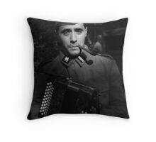 German soldier Throw Pillow