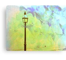 Romantic Lights Canvas Print