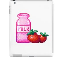 Strawberry Milk iPad Case/Skin