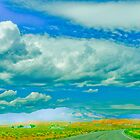Clouds building over Arizona 12 by lckt13