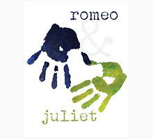 Romeo & Juliet Handprints Unisex T-Shirt