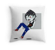 Marshall Lee - AC/DC Throw Pillow