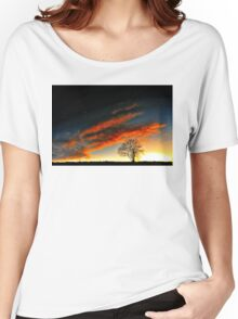 A reflection from nature Women's Relaxed Fit T-Shirt