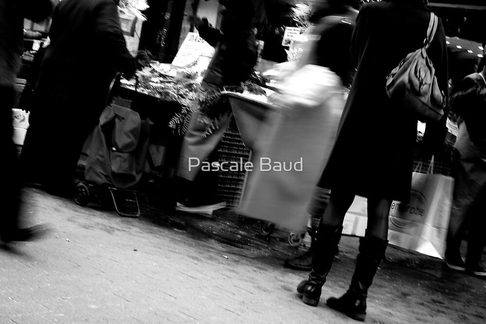 Rue Daguerre (1) - Paris 14ème - by Pascale Baud