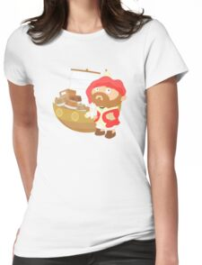 Marco Polo Womens Fitted T-Shirt