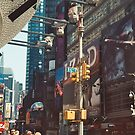 Times Square, 42nd Street by jessicakagansky