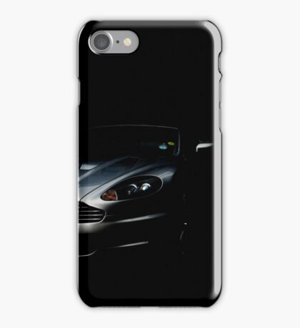 Sports car 3  iPhone Case/Skin