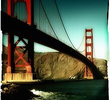 Golden Gate Edge by Benjamin Padgett