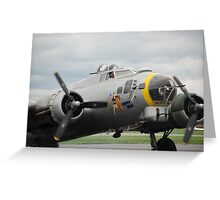 'Liberty Belle' Greeting Card