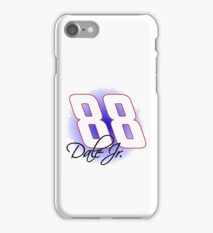 88 Dale Jr iPhone Case/Skin