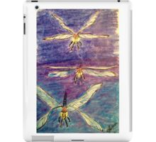 The Tattooed Dragon Flys iPad Case/Skin