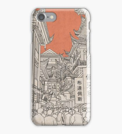 In China II. iPhone Case/Skin