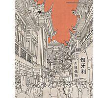 In China II. Photographic Print