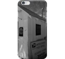 Smallest Post Office in the United States iPhone Case/Skin