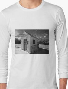 Smallest Post Office in the United States Long Sleeve T-Shirt