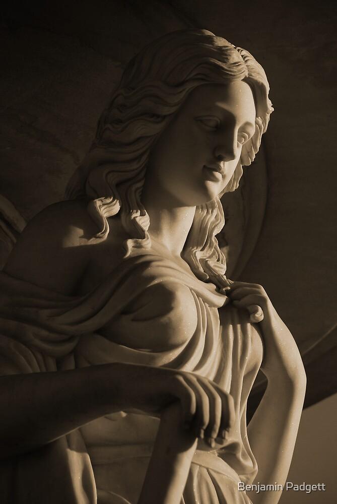 Lady of Venice I by Benjamin Padgett