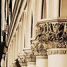 San Marco Colonnade by Benjamin Padgett