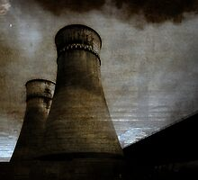 *Cooling Towers* by funkymarmalade