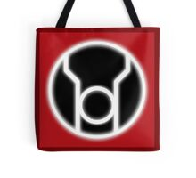 Red Lantern Corps Tote Bag
