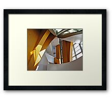 Walt Disney Concert Hall Entrance Foyer Framed Print