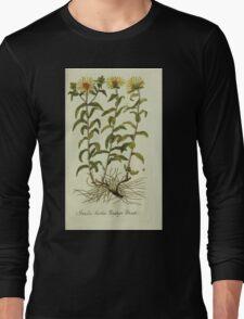 Plantarum Indigenarum et Exoticarum - Lukas Hochenleitter und Kompagnie 1788 - 395 Long Sleeve T-Shirt