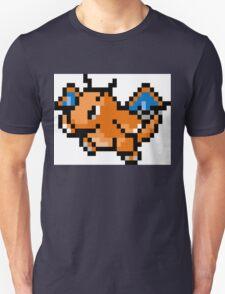 Pokemon 8-Bit Pixel Dragonite 149 T-Shirt