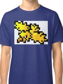 Pokemon 8-Bit Pixel Zapdos 145 Classic T-Shirt