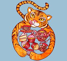 The Tiger Who Came To Tee Womens T-Shirt
