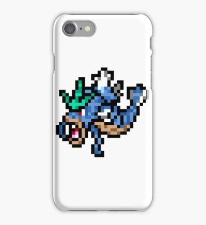 Pokemon 8-Bit Pixel Gyarados 130 iPhone Case/Skin